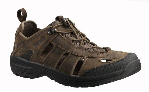 Teva Men's Kimtah Leather Sandals